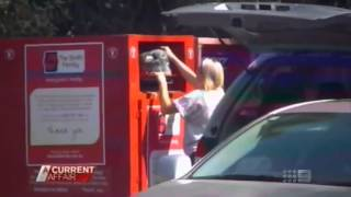 Video Millionaire Woman Steals From Charity Bins, Then Fills Them With Rubbish MP3, 3GP, MP4, WEBM, AVI, FLV Desember 2018