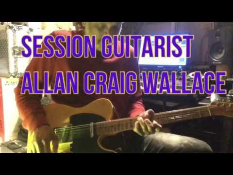 Allan Craig Wallace Guitarist