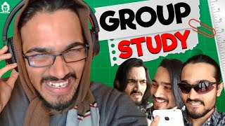 BB Ki Vines- | Group Study |