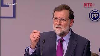 Rajoy descarta investidura de Puigdemont como presidente catalán