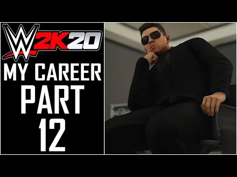 "WWE 2K20 - My Career - Let's Play - Part 12 - ""WWE Action Movie"" 
