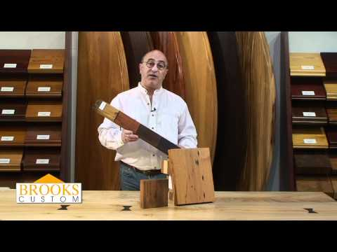 Chestnut Wood Countertops video screenshot