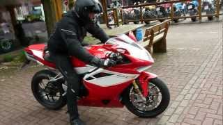 7. MV Agusta F4 RR Corsacorta Start Up / Sound * see also PLAYLIST & SUBSCRIBE