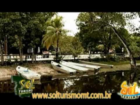 Sol Turismo - Barão do Melgaço - Rodovia do Pantanal 02