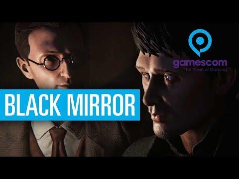 Gamescom - Black Mirror - Horror-Adventure von THQ Nordic