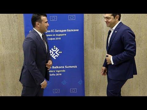 Μίλησαν Τσίπρας-Ζάεφ-Νέα τηλεφωνική επικοινωνία την Τρίτη …