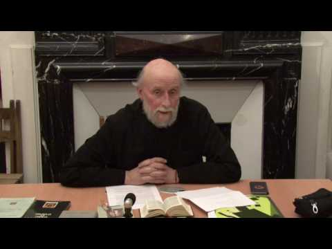 CDS Paris, 2 février 2017 : Pr. Marc-Antoine Costa - Théologie de la liturgie. Niveau 3
