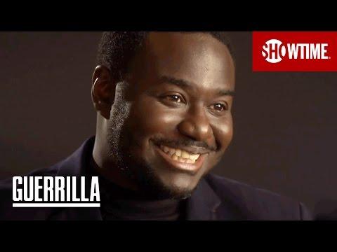Babou Ceesay on Marcus Hill | Guerrilla | Season 1