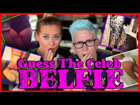 celeb - Top That! hosts Tyler Oakley and Becca Frucht have an eye for celeb, and an even sharper eye for celeb's butts! See how many celeb