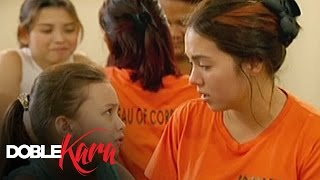 Doble Kara: Becca begs for Sara's help