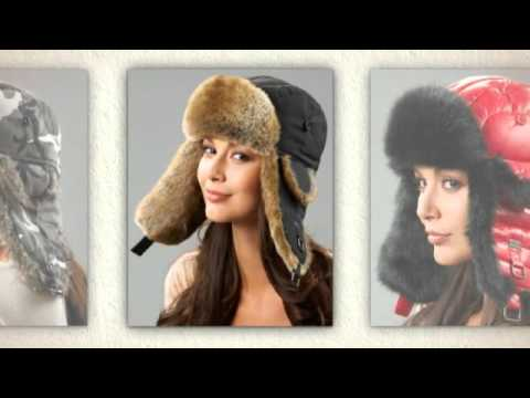 Women's Faux Fur Hats from Fur Hat World