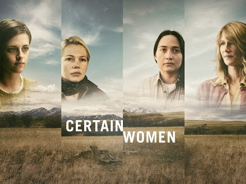 Certain Women (UK Trailer)