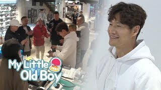 Video Jong Kook Buys Them Clothes and Shoes~ [My Little Old Boy Ep 85] MP3, 3GP, MP4, WEBM, AVI, FLV September 2018