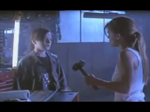 terminator - Terminator 2 - James Cameron's explanations of deleted scenes - Chip removal and its consequences.