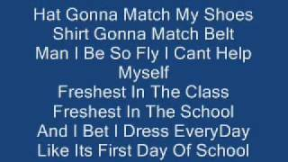 Soulja Boy - First Day Of School Lyrics