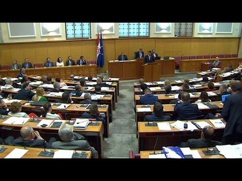 Κροατία: Έπεσε η κυβέρνηση του τεχνοκράτη Τίχομιρ Ορεσκόβιτς