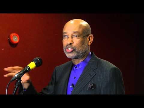 Prof. Ahmed I Samatar speech in London.