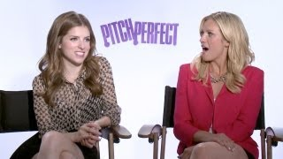 'Pitch Perfect' Anna Kendrick&Brittany Snow Interview