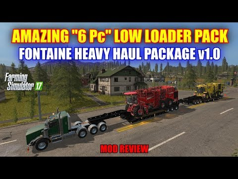 Heavy Haul Pack v1.0.0.0