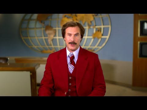 Anchorman: The Legend Continues (Viral Video 'Thanksgiving Message')