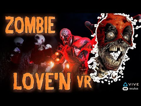 Intimate Zombie Adventures PART 1 | Killing Floor | FPS Virtual Reality
