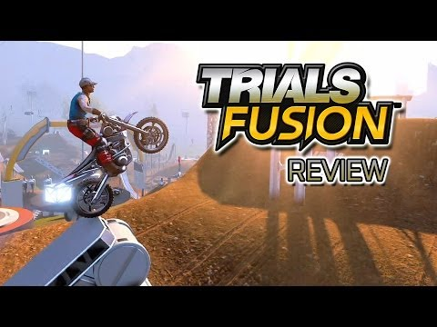 fusion - Trials Fusion delivers the same exciting racing action from previous games, with a beautiful new aesthetic and enough humor to keep you laughing. Read Tom's ...