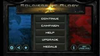 Soldiers of Glory: Modern War YouTube video