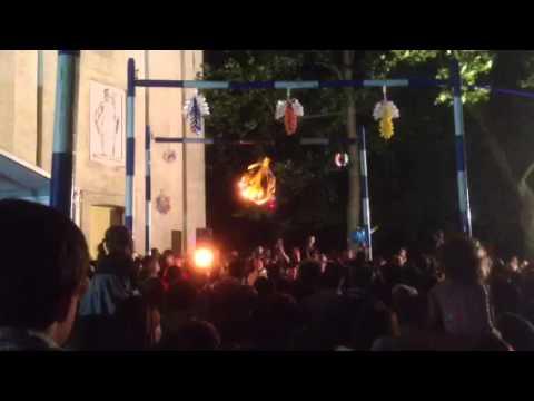 Brucia il pallone, via alla festa di Sant'Eusebio