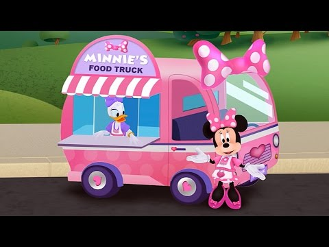 minnie - Minnie's Food Truck is available for: iPad, iPhone ➔ App Download (iTunes): http://goo.gl/tZS9i1 ❤ Thanks for watching! ➔ App Download (Android): ➔ Find more...