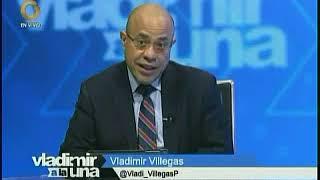 Vladimir Villegas se las cantó a Lacava: A paso de burro no se resuelven los problemas del país