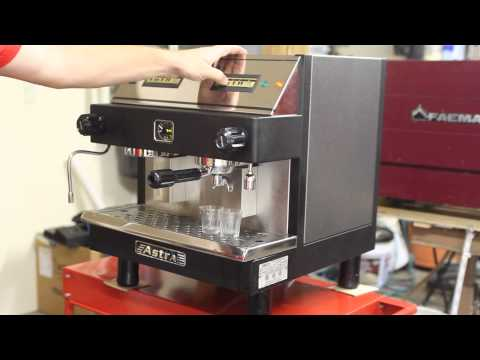 Astra Espresso Machine Mega 2 CS 2 Group