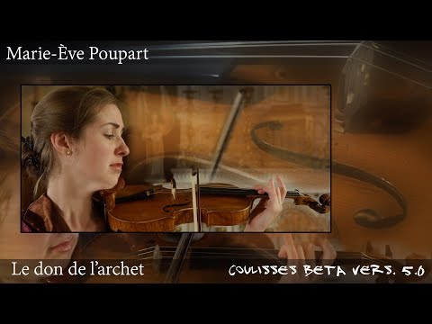 Thumbnail COULISSE BETA vers. 5.0 épisode 01 Marie-Ève Poupart