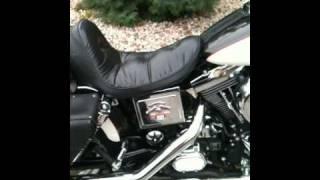 10. Harley Davidson  FXDWG Dyna Wide Glide -Classic chopper made in Milwaukee