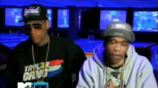 Curren$y and Wiz Khalifa (Funniest Interview)