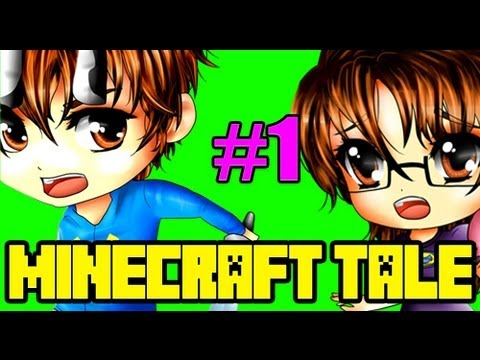 Let's Play A Minecraft Tale Ep.1 - The Adventure Begins!