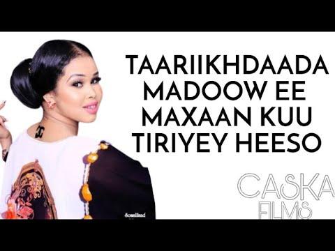 UGBAAD ARAGSAN | MAXAAN KUU TIRIYEY HEESO | HEES CUSUB 2020