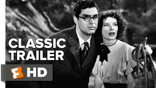 Video Bringing Up Baby (1938) Official Trailer - Katharine Hepburn, Cary Grant Movie HD MP3, 3GP, MP4, WEBM, AVI, FLV Desember 2018