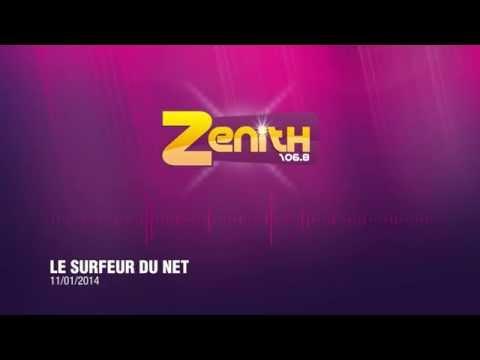 100 MEDIAS - Extrait - Surfeur du net - 11 janvier 2014