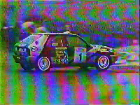 Rally Zlani Pyasatsi 1991