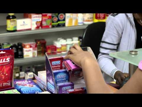 MTV Shuga - condom skit