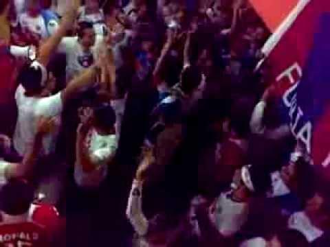 Furia Pampera Túnel- L.A Firpo vs Xolos de Tijuana (CONCACHAMPION) - Furia Pampera - Luis Ángel Firpo