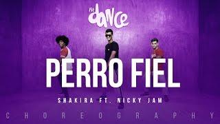 Video Perro Fiel  - Shakira ft. Nicky Jam | FitDance Life (Coreografía) Dance Video MP3, 3GP, MP4, WEBM, AVI, FLV Januari 2018