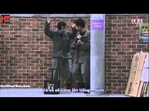 [Vua hài Nhật Bản] Đàn em ăn hại