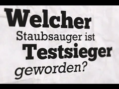 ► Staubsauger Test - In 2 Min. zum Staubsauger Testsieger!