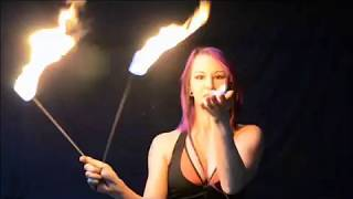 Fire Eating Skills
