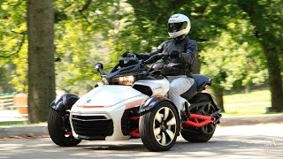 5. 2015 Can-Am Spyder F3-S