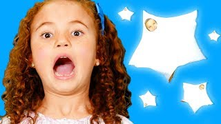 Twinkle Twinkle Dance Party Part 2  Nursery Rhymes  Kids SongsPlease SUBSCRIBE here: http://bit.ly/subscribe2funtasticTwinkle Twinkle Little Star doesn't have to be a lullaby!  You can be a dancing star and move and groove to the upbeat version of this beloved nursery rhyme.  Most Popular Playlist https://www.youtube.com/playlist?list=PLxe_jQ8vBY6aynVfTJychIR0cy7KCQY4rOn FUNTASTIC TV we feature lots of educational kids songs and nursery rhymes. Everything is age appropriate and most of our viewers are children between 2 and 8 years of age.--Watch more of OUR videos--Sing along with our most popular Finger Family Song: https://www.youtube.com/watch?v=dUWJ23mjQ_wLearn counting with the 5 Little Monkeys: https://www.youtube.com/watch?v=xySOghKRmX4Lyrics:  Add short music box instrumental intro(wait)   Twinkle, twinkle (wait, wait)(wait)    little star (wait, wait)How I wonder..... what you are(Echo: How I wonder what you are)Up above the world so highLike a diamond in the skyTwinkle, twinkle, little starHow I wonder what you areStomp, stomp, stomp your feet(Echo: Stomp, stomp, stomp your feet) Stomp to this rock and roll beat(Echo: Stomp to this rock and roll beat) Stomp so hard you shake the groundStomping makes a big, fun soundStomp, stomp, stomp your feetStomping makes your feet completeBlink blink blink your eyes(Echo:  Blink, blink, blink Your eyes)Sometimes you blink in surprise(Echo:  Sometimes you blink in surprise)Wiggle your head and then blinkBlink one eye; it's called a winkBlink, blink, blink your eyesBlinking keep you energized.  Twinkle, twinkle, little starI'm a star like youI can move and I can grooveI can twinkle, too!Shake, shake, shake your body(Echo:  Shake, shake, shake your body)Shake it til it feels quite floppy(Echo: Shake it until it feels quite floppy)Shake shake while the sun shines downShake to chase away a frownShake, shake, shake your bodyShaking really makes you jollyHop, hop, hop with one foot up(Echo: Hop, hop, hop with one foot up)Just keep hopping, don't let up(Echo: Just keep hopping, don't let up)When you're tired,switch your feetGive your other foot a treatHop, hop, hop with one foot upYou just joined, the hopping clubTwinkle, twinkle little star(Echo:Twinkle, twinkle little star)How I wonder what you are(Echo: How I wonder what you are)Up above the world so highLike a diamond in the skyTwinkle, twinkle little starHow I wonder what you are