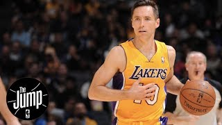 Making Steve Nash's case for the Hall of Fame | The Jump | ESPN
