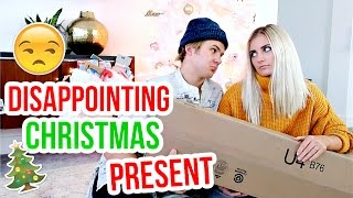 DISAPPOINTING CHRISTMAS PRESENT! :( by Aspyn + Parker