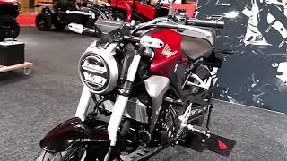 10. 2018 Honda CB300R FullAcc Special Premium Rare Features Edition First Impression